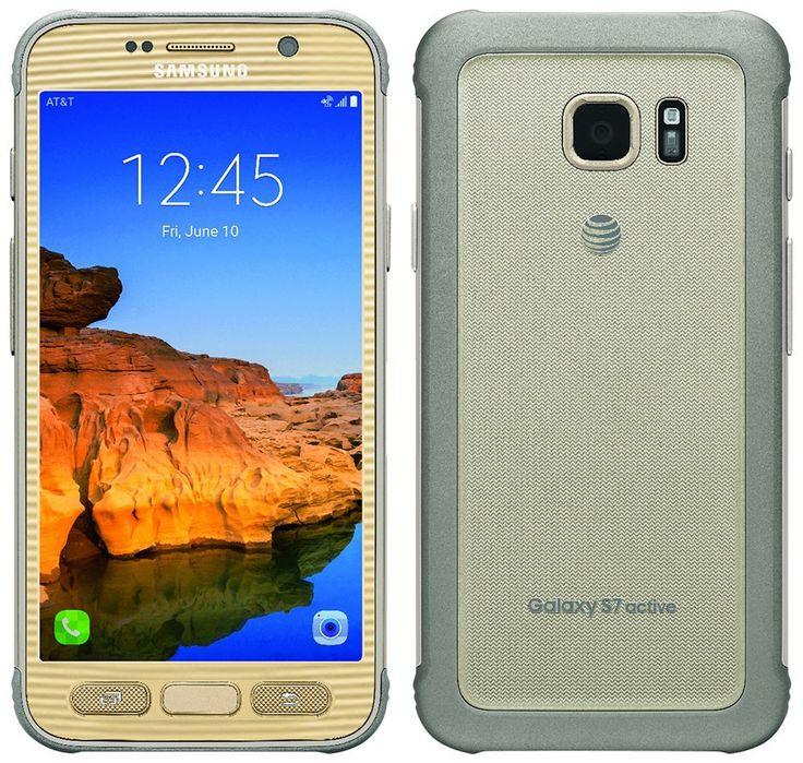 Samsung Galaxy S7 Active revelado en características antes de su anuncio oficial