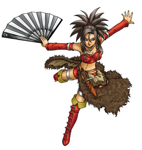 Red - Dragon Quest Wiki - Wikia