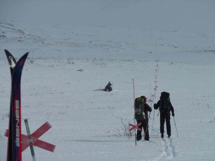 Ski de Randonnée Nordique / SRN / Backcountry