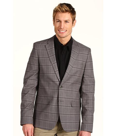 Dkny Jeans Two Button Plaid Blazer - Geci & Sacouri - Imbracaminte - Barbati - Magazin Online Imbracaminte