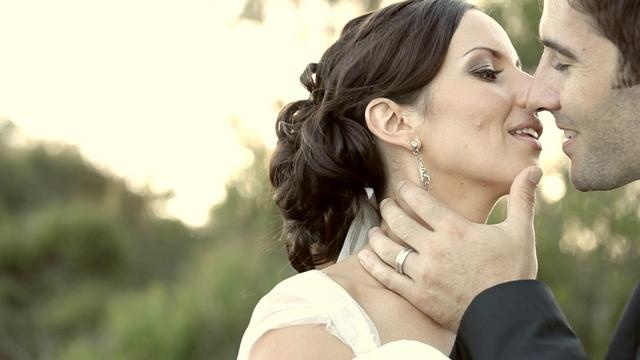 Jess and Kiel - What a sweet gorgeous couple. They met in a country bar.