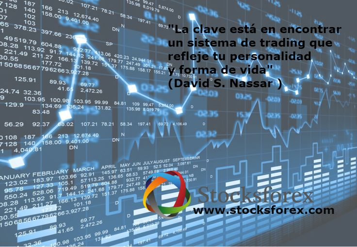 """La clave está en encontrar un sistema de trading que refleje tu personalidad y forma de vida"" David S. Nassar - Stocksforex (www.stocksforex.com) #forex #finance #business #traderlife #wolfofwallstreet #businessowner #workhard #network #stockmarket #investing #invest #work #daytrading #currencies #fx #forexsmssignals #broker #chart #stocks #fxsignals #forextrading #forexsignals #mt4 #signals #eurusd #daytrader"