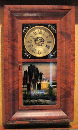 Chauncey Jerome Ogee Shelf Clock Index 128 C 1299