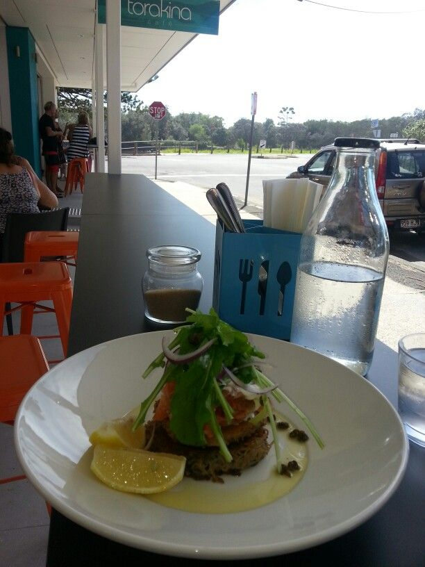 Torakina cafe at Brunswick heads nsw ... Beautiful