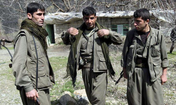https://flic.kr/p/epK4uz | PKK | Kurdistan Workers Party (PKK) fighters #guerilla #Kurdistan #Ocalan