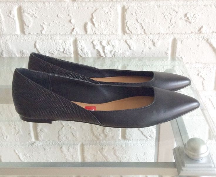 calvin klein flats Galice shoes pointy toe pumps g orig $99 7 Designer #CalvinKlein #PointyFlats #WeartoWork