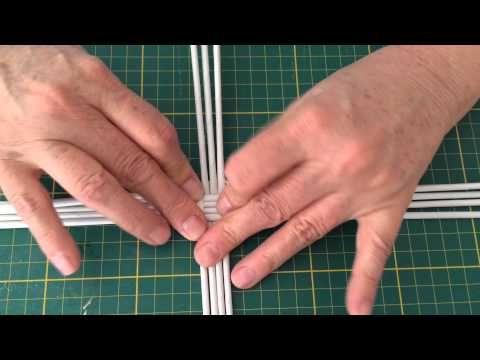 Návod na šipky (pletení z papíru) - YouTube