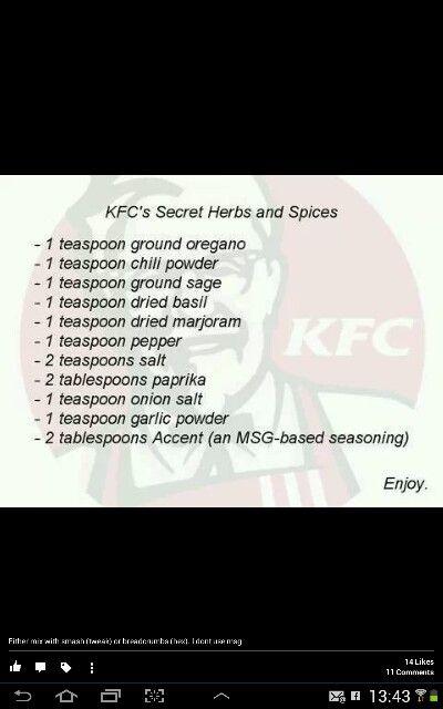 let's go #kfc #recipe