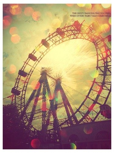 : Inspiration, Favorite Place, Quote, Summer Lovin, Beauty, Ferris Wheels, Photography, Pictures Perfect, Fairies Tales