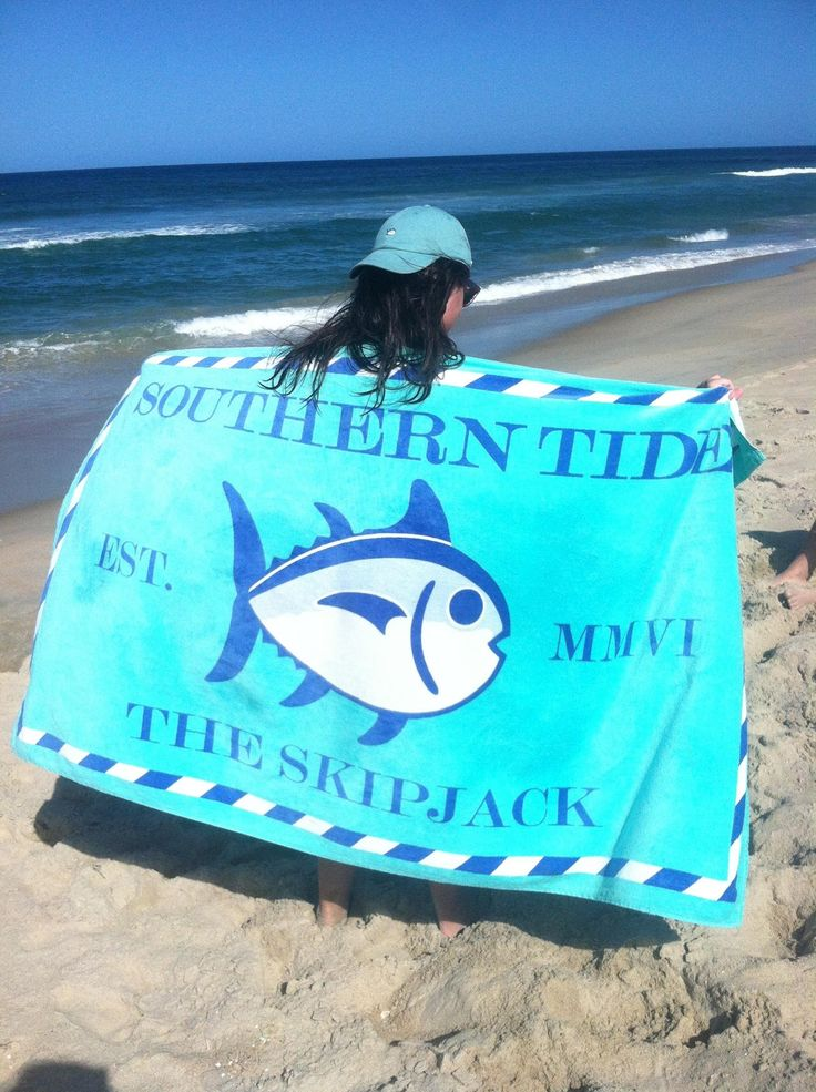 Growin up on southern tide @Southern Tide