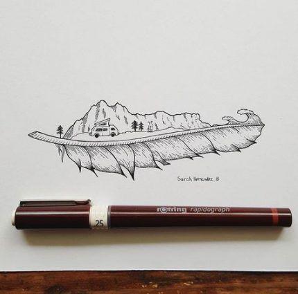 53 Ideas for tattoo mountain sea nature