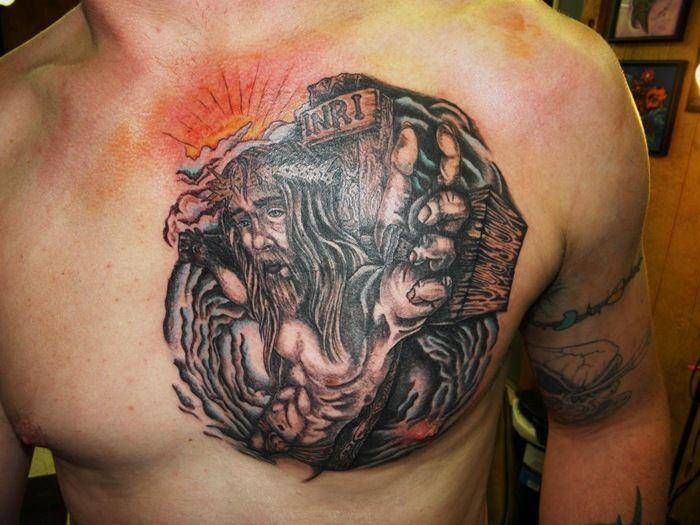 17 best images about gangster tattoos design ideas for men on pinterest sleeve tattoos for men. Black Bedroom Furniture Sets. Home Design Ideas