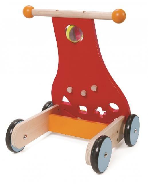 Ходунки-каталка многофункциональная, Classic World < Детские игрушки и книжки < Товары для детей | Интернет-магазин mobo.ru