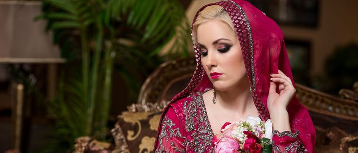 Find here best #bridalmakeup #hairstyles #weddingmakeup services  for special occasion.know more: http://theartofbeauty.ca/