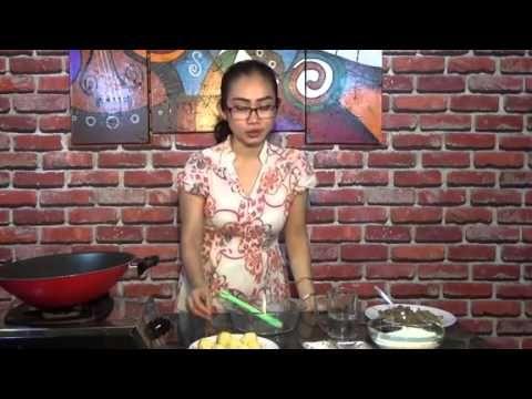 Resep dan Cara Membuat Karipap   Curry Puff Recipe - YouTube