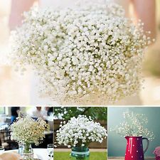Artificial Gypsophila Bouquet Baby's Breath Fake Silk Flower Wedding Home Decor