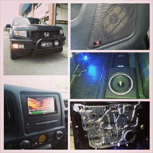 Custom Car Audio Pg Bc