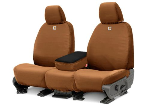 Chevy Silverado Accessory - Covercraft Chevy Silverado SeatSaver Carhartt Seat Covers