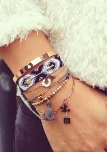 TENDANCE: j'ai testé le bracelet hipanema - Confidentielles