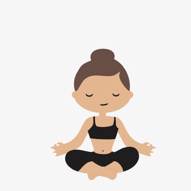 Yoga Yoga Vector Cartoon Yoga Png Transparent Clipart Image And Psd File For Free Download Yoga Png Cartoon Yoga