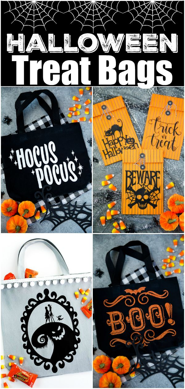 diy halloween treat bags the halloween goodie bag ideas