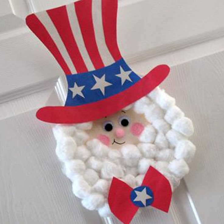 cute 4th of july crafts