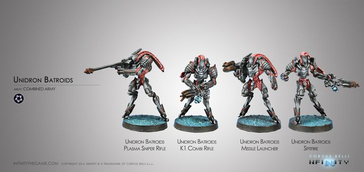 Unidron Batroids
