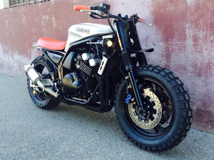 #37 - YAMAHA 600 Fazer #bfmotorcycles #yamaha # 600fazer #workinprogress…