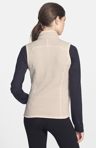 Patagonia 'Better Sweater' Vest at Nordstrom.com. A high-performance vest combines a sweater-knit outer face with a moisture-wicking fleece interior for unbeatable lightweight warmth.