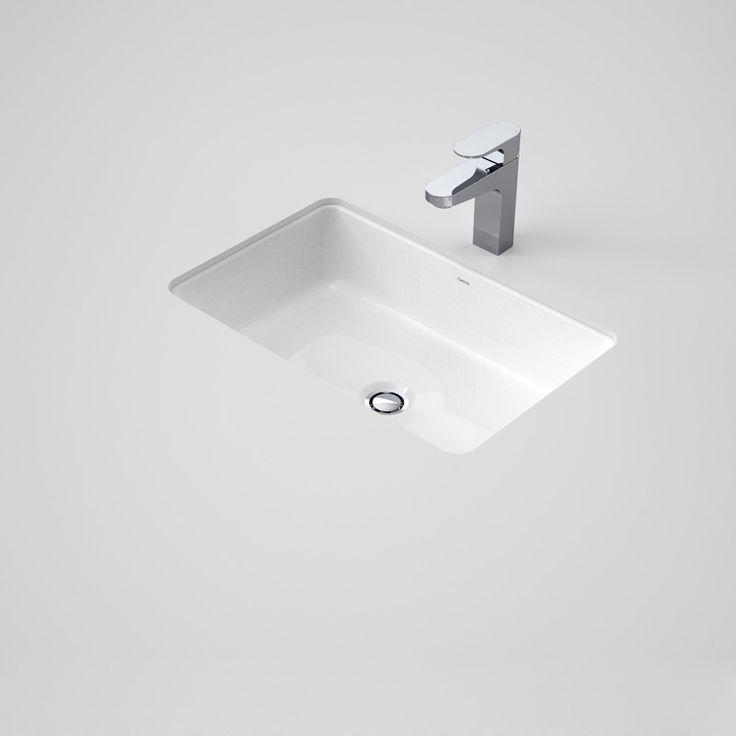 Caroma Cube 500 Under Counter Basin