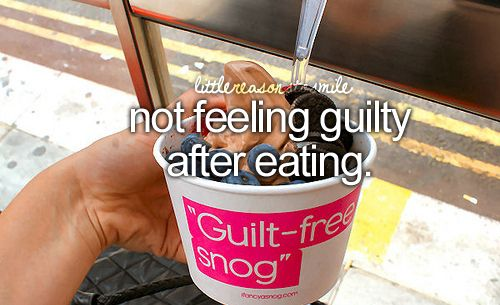 !!Guiltfr Snogging, The Vows, Food, Eating, Yum Yum, Ice Cream, Reasons, Feelings Guilty, Icecream