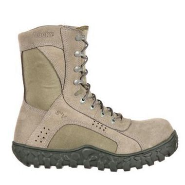 The Rocky S2V Sage Air Force Composite Toe Boots are durable and manufactured to last. Click here to buy the Rocky S2V Air Force Composite Toe Boots.
