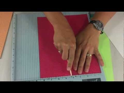 Assembly Line Cardmaking: 9-Card Sketch - make 9 A-2 sized cards out of 6 sheets of paper. Try this Club Scrap sketch!