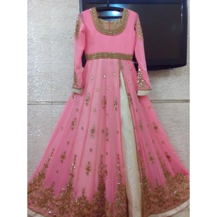 Designer Handwork Dress - 20
