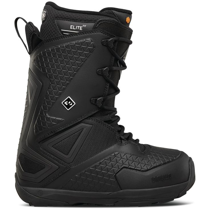 thirtytwo TM-Three Snowboard Boots 2018 – 10.5 in Black | Rubber