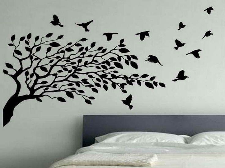 Flying Birds Wallpaper For Walls Bedroom