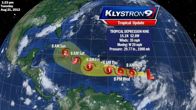 Tropical Weather - Hurricane & Tropical Storm Updates ...