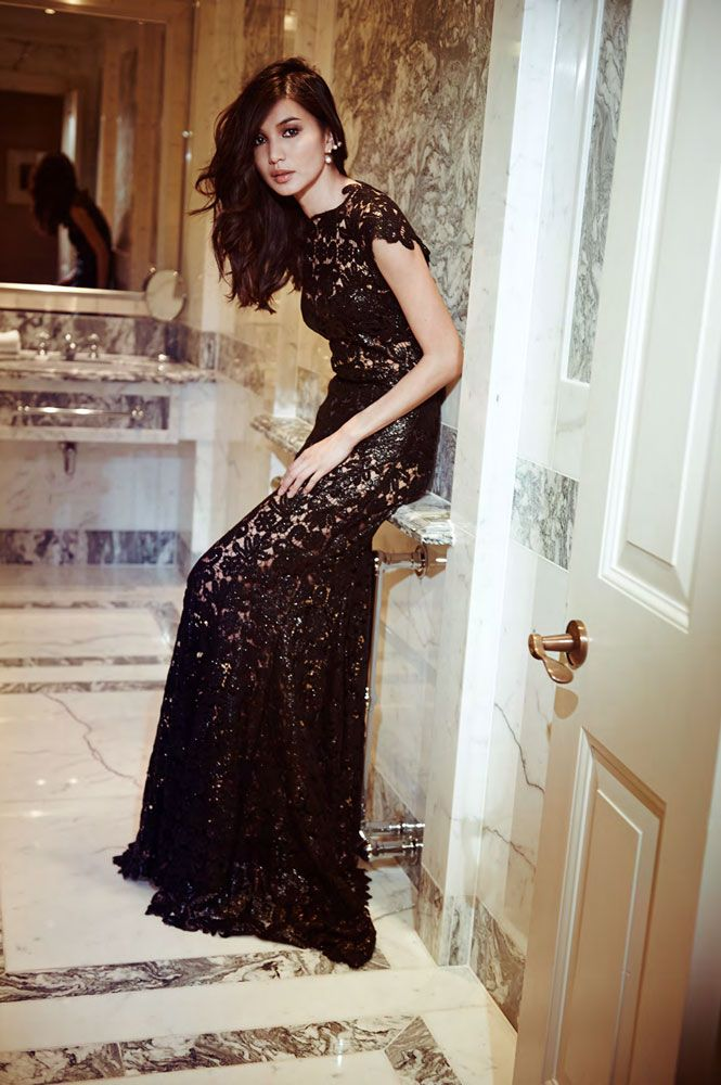 Gemma chan- want this dress