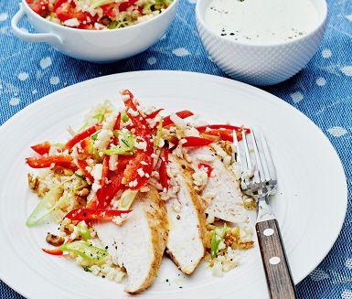 http://www.ica.se/recept/stekt-kyckling-med-blomkalsris-och-vitlokssas-721901/