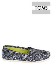 TOMS Alpargata Loafer Blauw