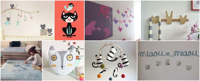 Chambres de chat et message