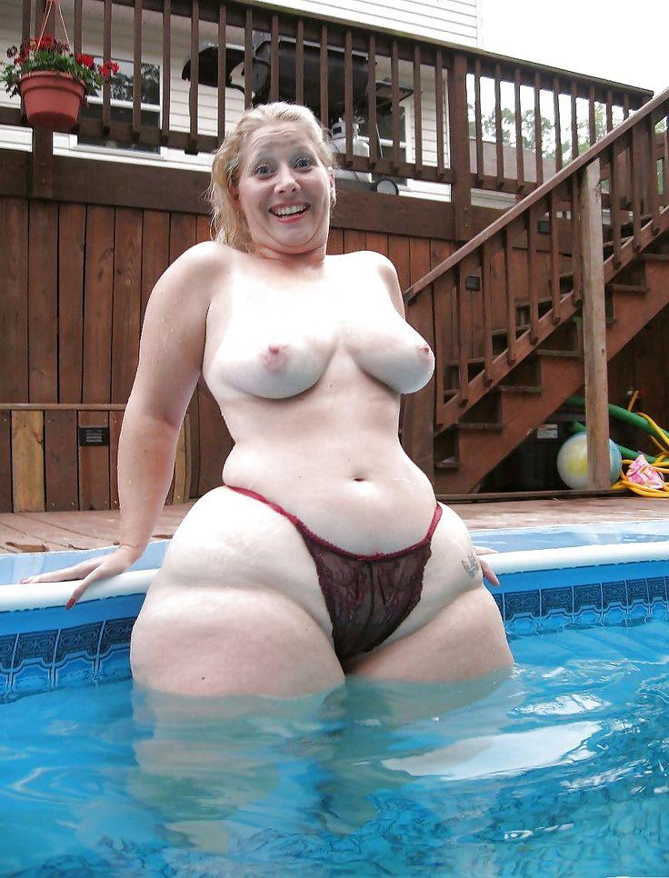 bbw big hips naked