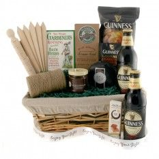 Great Gift for Father's Day Gardener's Guinness Gift Hamper #Hampers #Gifts #FathersDay