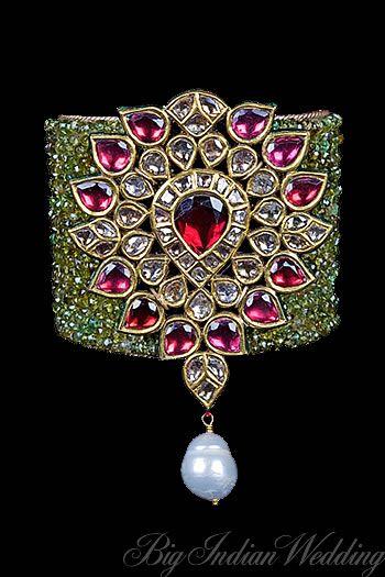 Alpana Gujral gorgeous bracelet