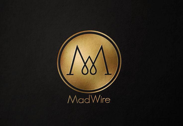 New MadWire logo