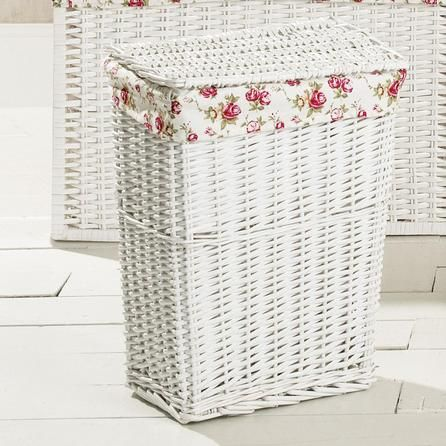 white split willow collection laundry hamper dunelm laundry spaces