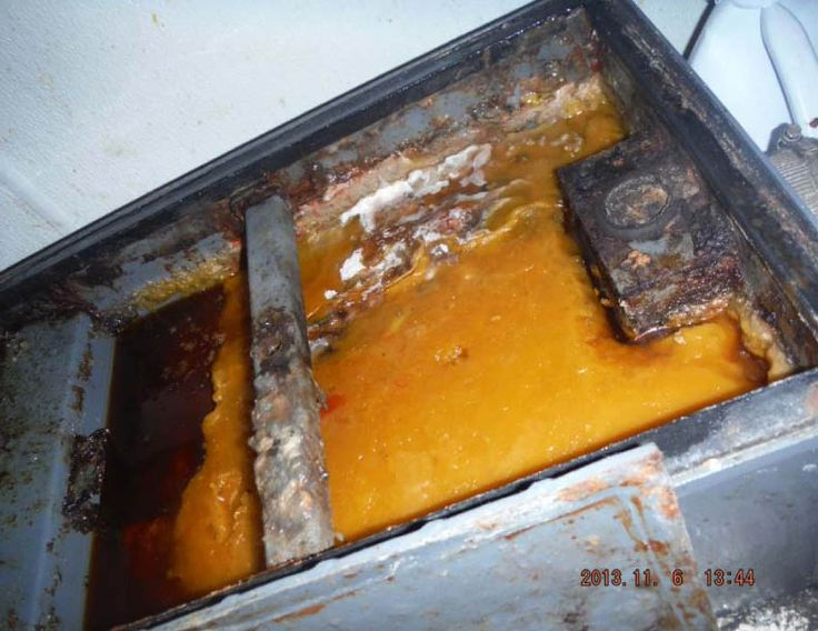 83 Best Images About Conventional Passive Grease Traps On