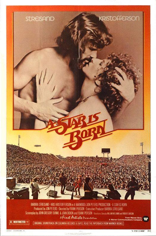Ha Nacido Una Estrella A 1977 Original U S 27 X Barbara Streisand Películas Completas Películas Youtube