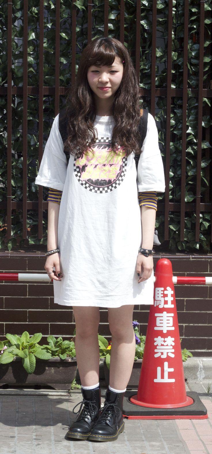 Spring-Summer season 2015 Tokyo, Japan Street Style