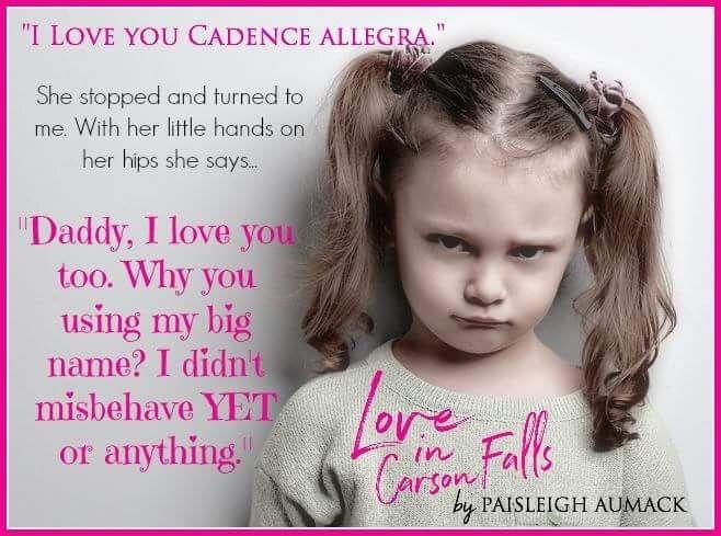 Sweet n sassy Cady